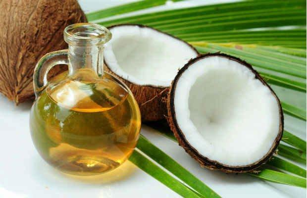 óleo de coco foto destaque